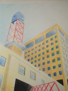 Mississauga Civic Centre -2001